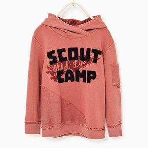 Zara Scout Camp Hoodie